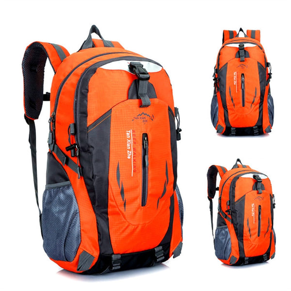 Water Resistant Durable Backpack - Go Outdoor Life