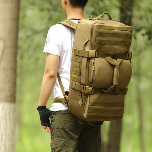 Multi-Purpose Travel Backpack - Go Outdoor Life