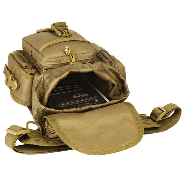 Outdoor Tactical Leg Bag - Go Outdoor Life