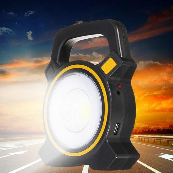Solar Outdoor Portable Light - Go Outdoor Life