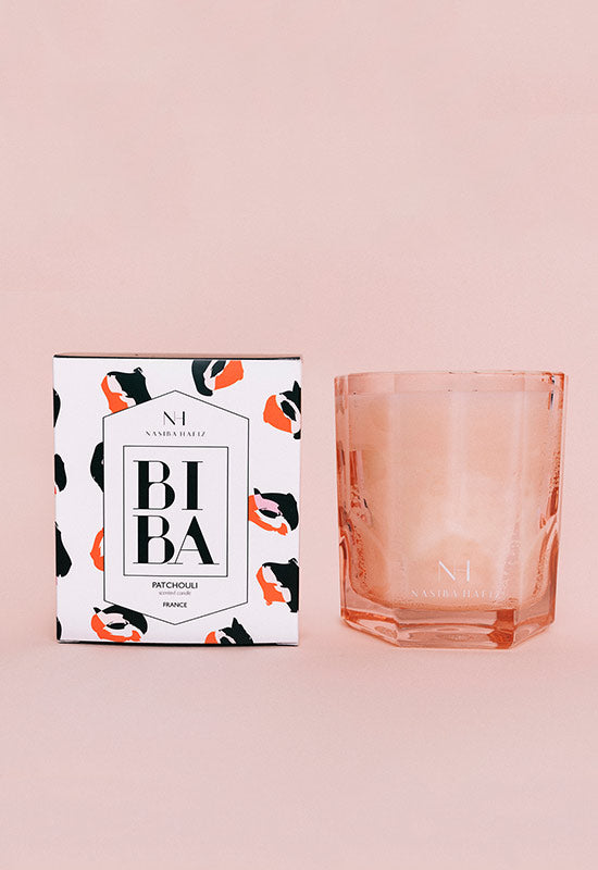 Biba Patchouli Scented Candle