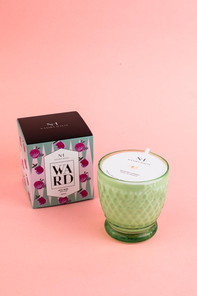 Ward Holy Rose scented candle