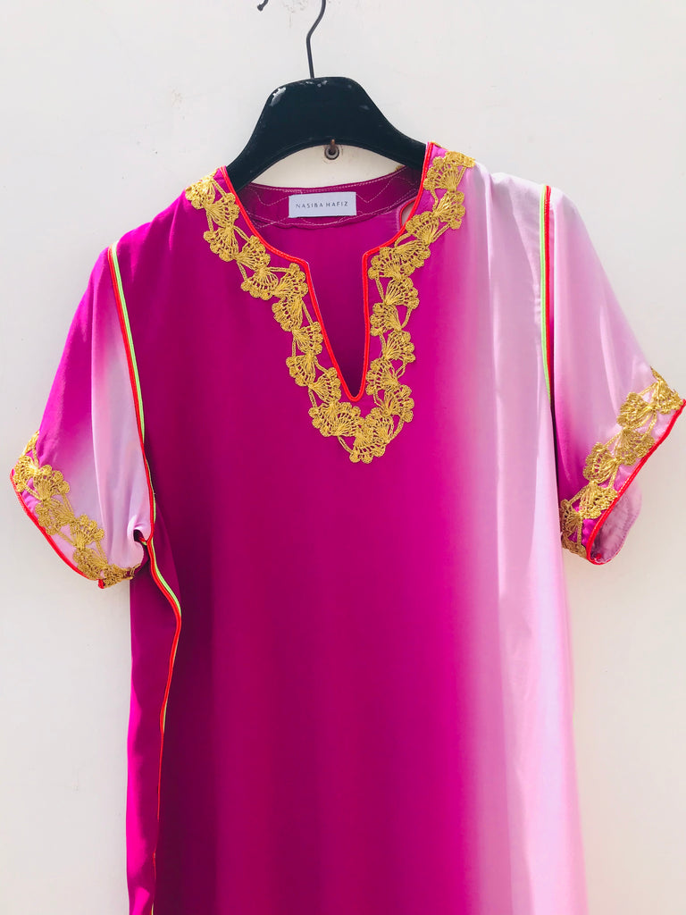 Cotton kaftan 1