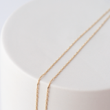 14k chain yellow gold