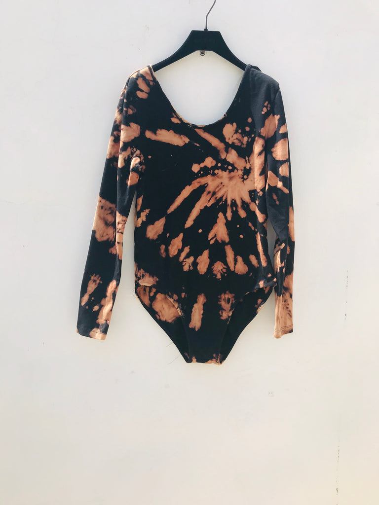 Bodysuit  acid wash 2