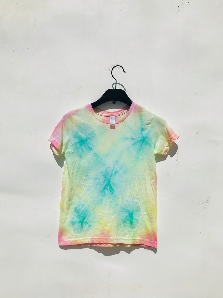 Tie dye shirt for kids