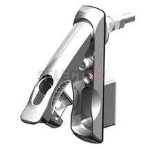 Load image into Gallery viewer, Eselon Series Swing Handle - Chrome-Chrome - euro profile
