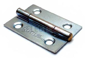 Butt Hinge - Stainless Steel (38x25)