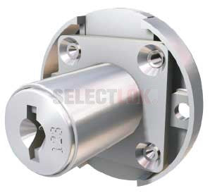 Round Drawer Lock