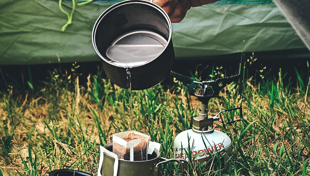 Summer Camping (without the bummer coffee)