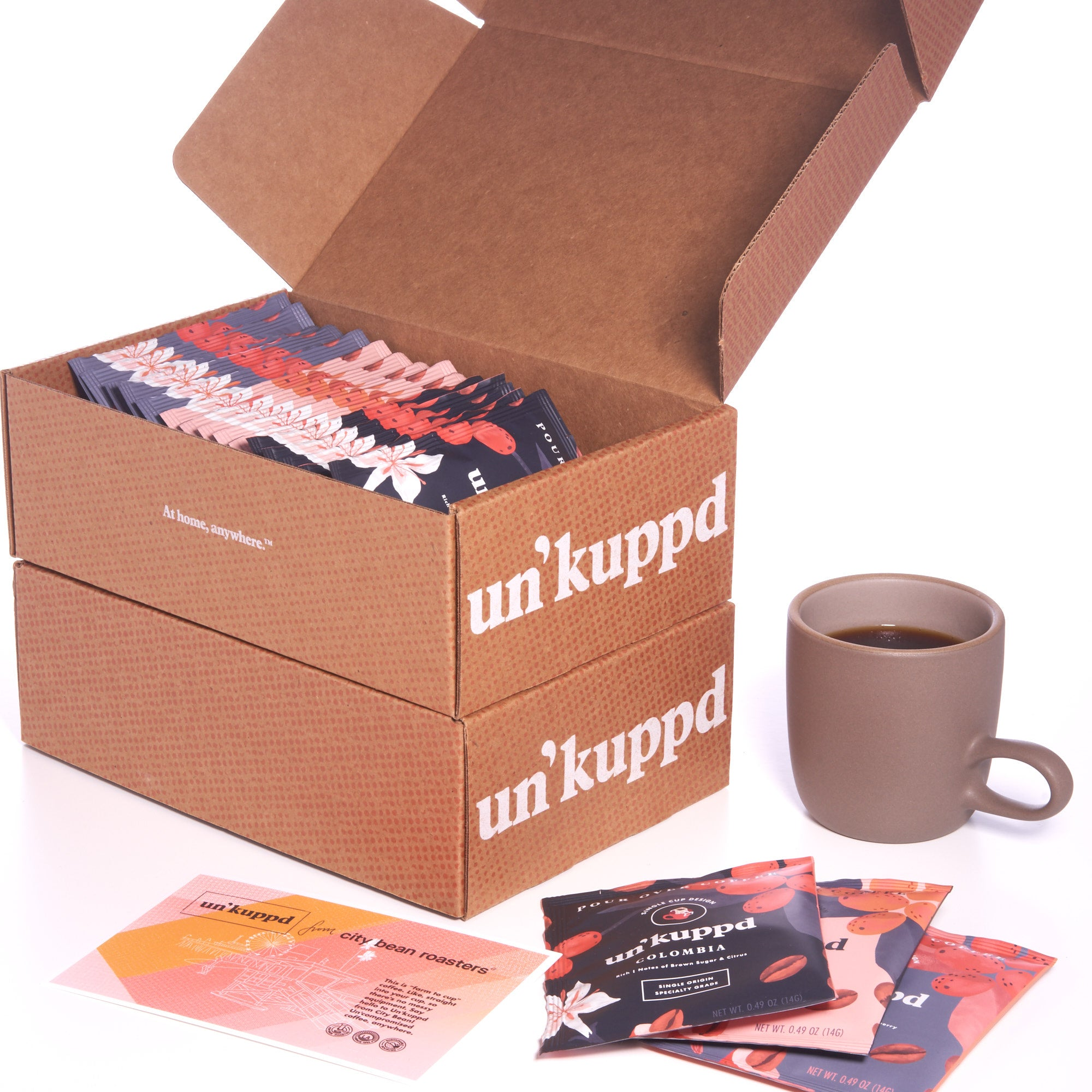 Un'kuppd 30 Pack (Subscription)