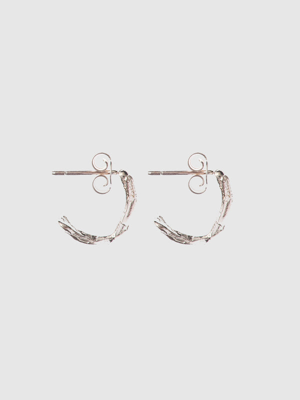 Silent Sun Hoop Earrings - 10 Corso Como New York