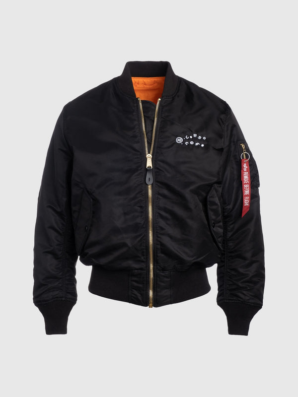 Black MA-1 Jacket - 10 Corso Como New York