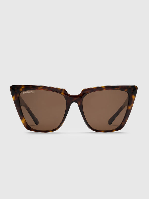 Havana Cat Eye Sunglasses - 10 Corso Como New York