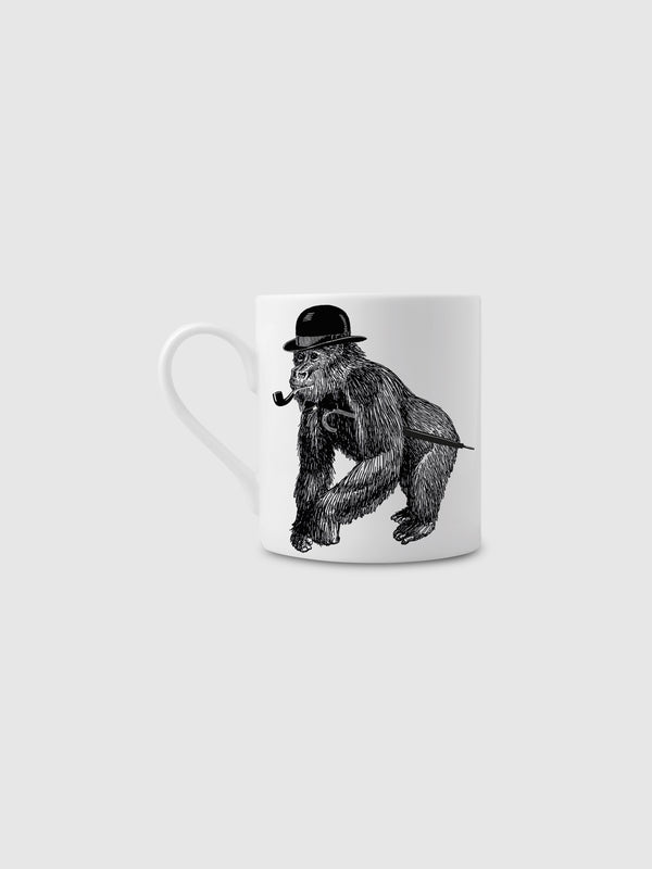 Manners Maketh Man Mug