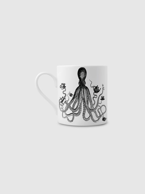 Octopus Fine China Mug - 10 Corso Como New York