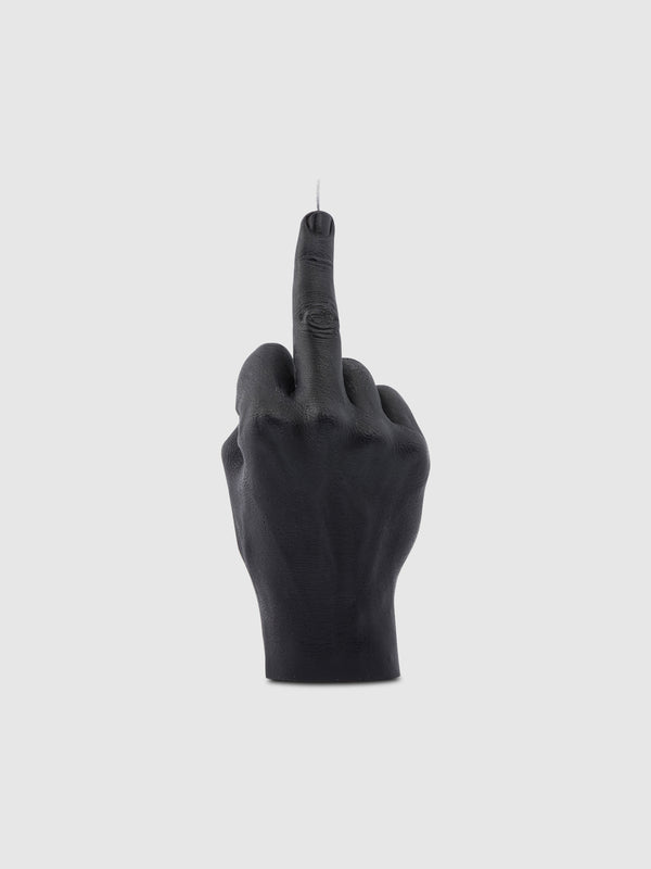 Fcuk You Hand Gesture Candle Black - 10 Corso Como New York