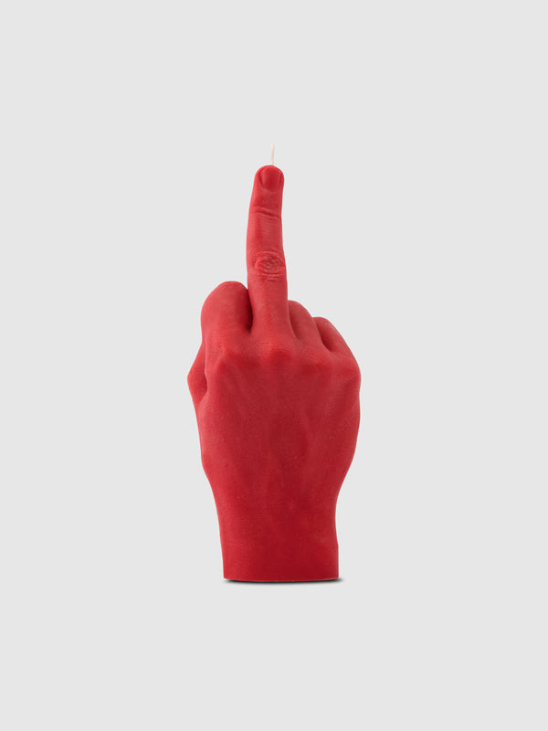 Fcuk You Hand Gesture Candle Red - 10 Corso Como New York