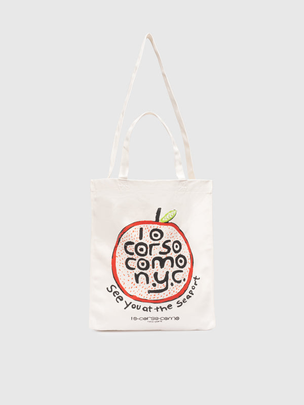 New York Apple Tote - 10 Corso Como New York