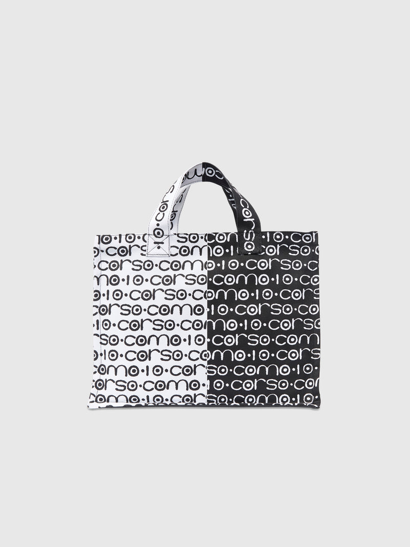 CC Logo Zip Tote Bag - 10 Corso Como New York