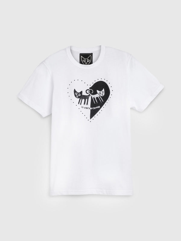 Jazz Heart Tee - 10 Corso Como New York