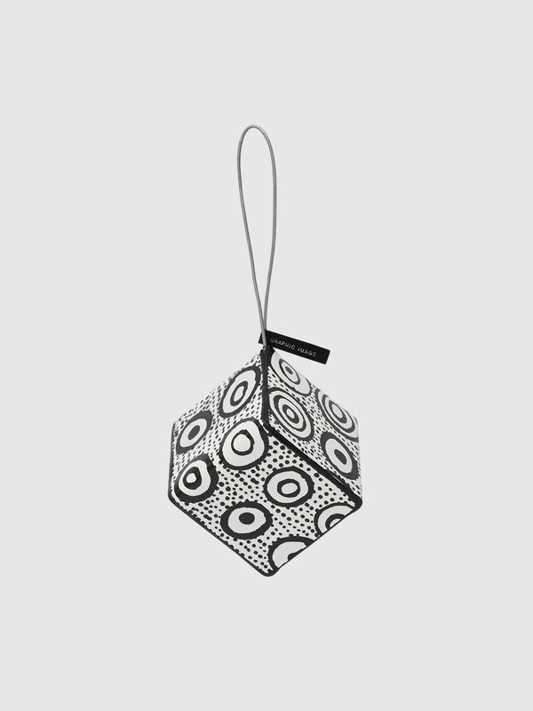 Leather Cube Ornament - 10 Corso Como New York