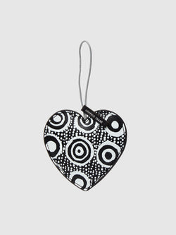 Leather Heart Ornament - 10 Corso Como New York