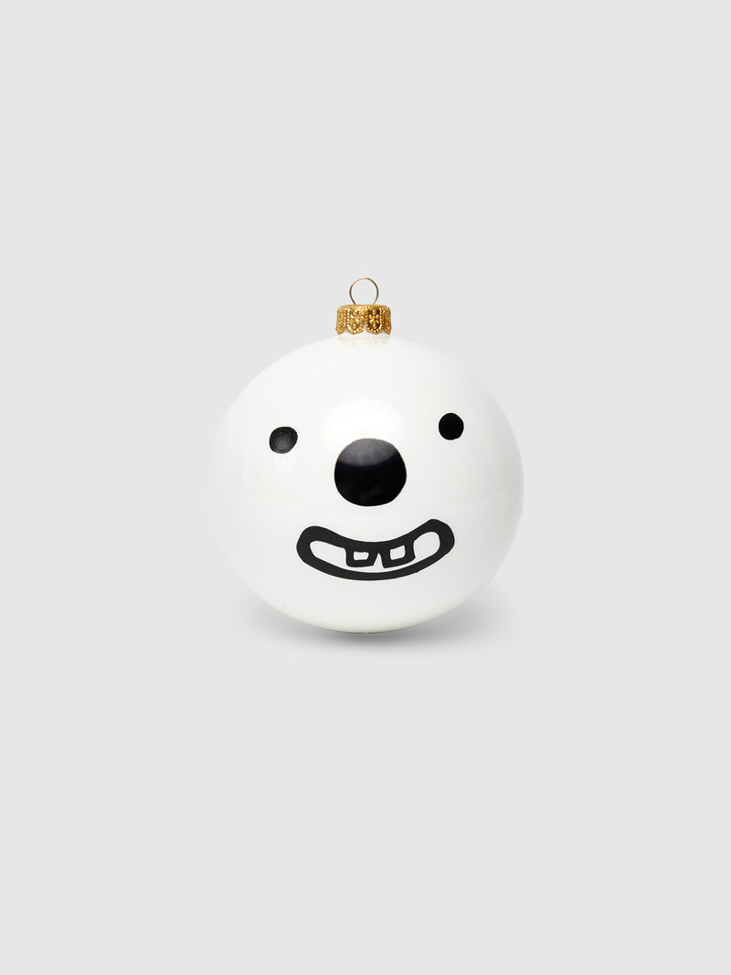 Smile Face Ornament