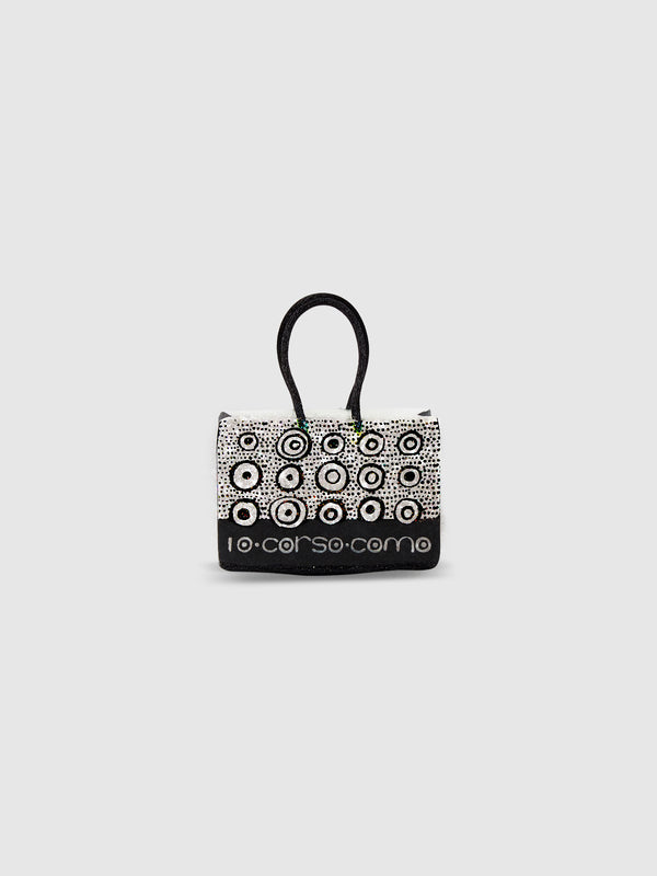 Iconic Dot Shopping Bag Ornament - 10 Corso Como New York