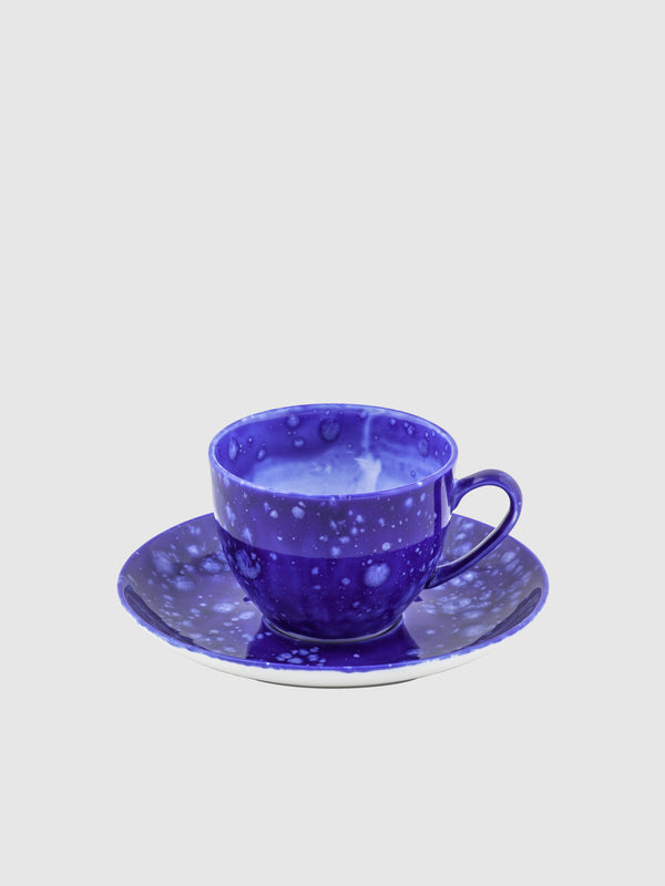 Oriental Blue Teacup & Saucer - 10 Corso Como New York