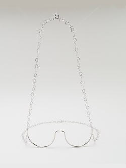 Silver Halter Necklace - 10 Corso Como New York