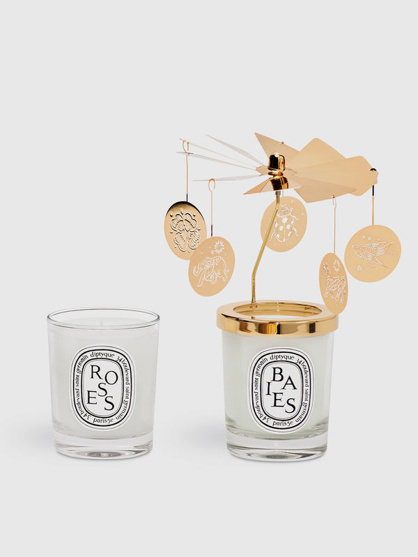 Carrousel Candle Set