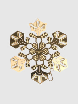 Snowflake Ornament - 10 Corso Como New York