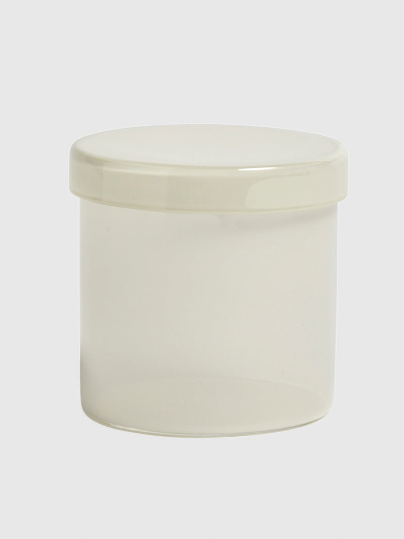Large Milk Glass Container - 10 Corso Como New York
