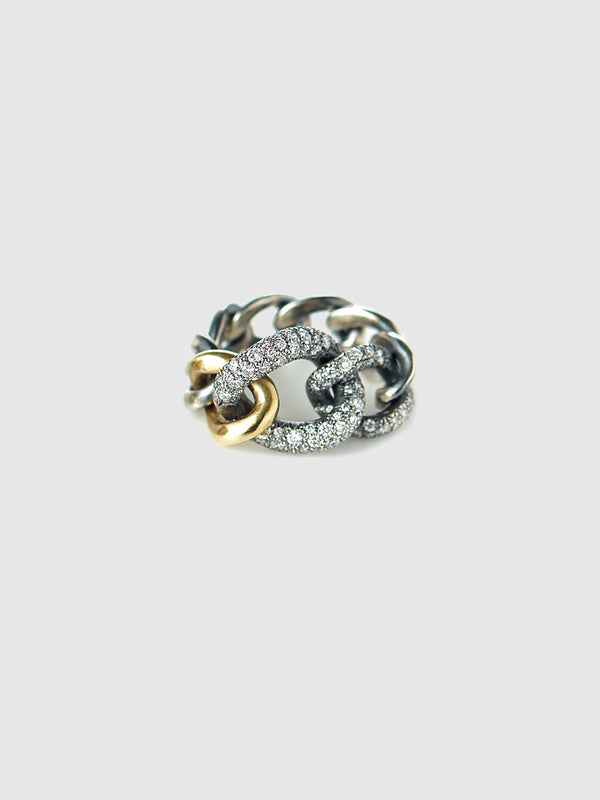 Diamond Chain Ring - 10 Corso Como New York