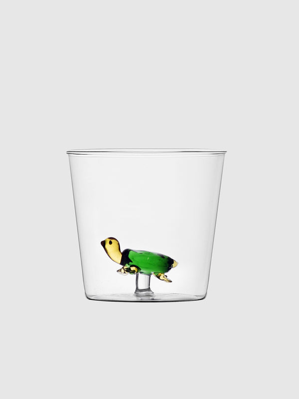 Animal Farm Tumbler Green Turtle - 10 Corso Como New York