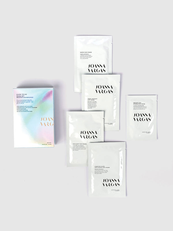 Glow to Go Mask Set - 10 Corso Como New York