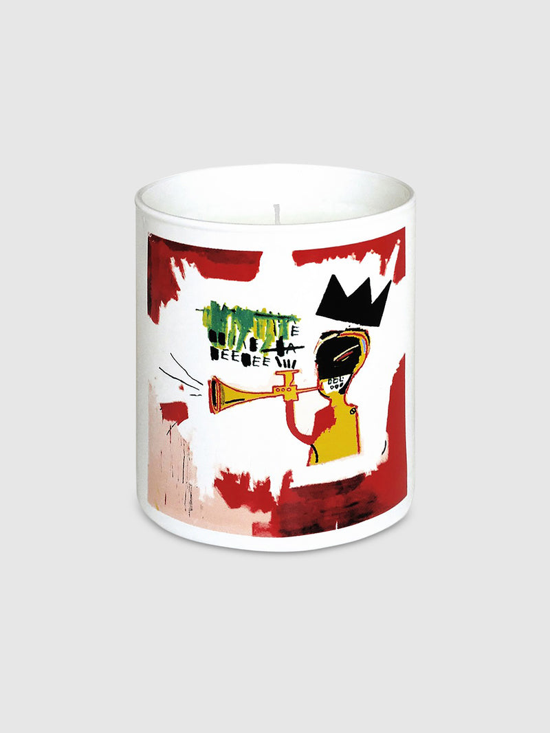 Trumpet Candle by Jean Michel Basquiat - 10 Corso Como New York