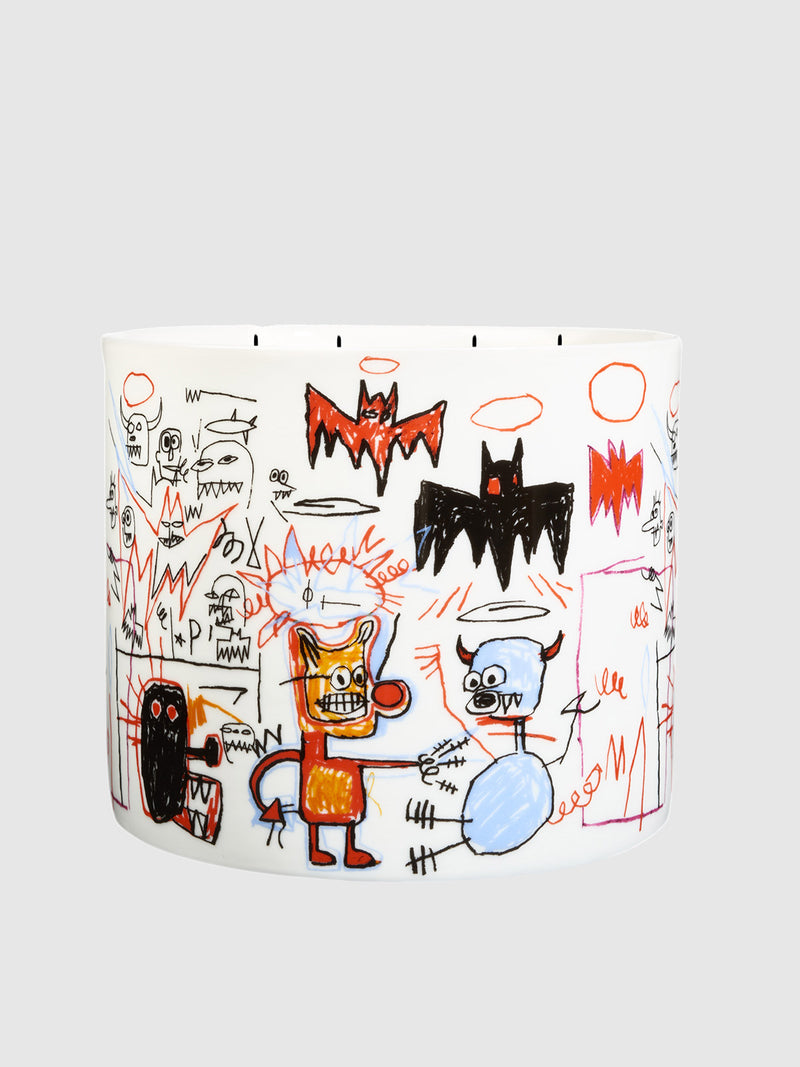 Jean-Michel Basquiat Batman Candle - 10 Corso Como New York