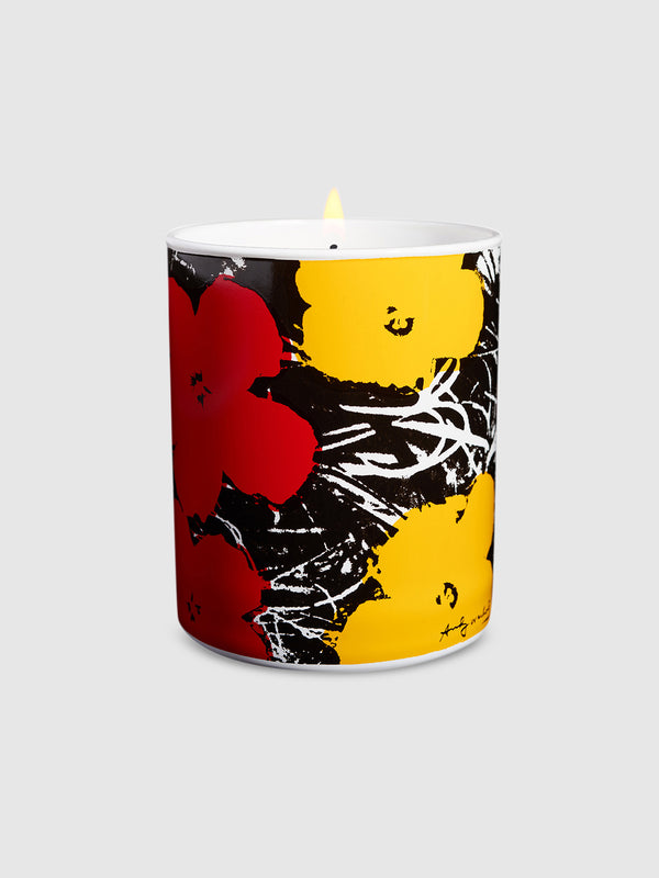 Flower Candle by by Andy Warhol - 10 Corso Como New York