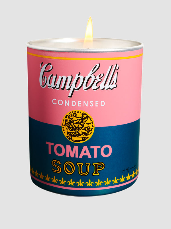 Andy Warhol Gazpacho Campbell Soup Candle - 10 Corso Como New York