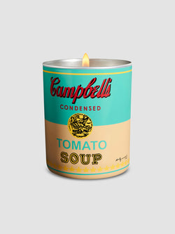 Warhol Campbell's Soup Can Candle, Blue and Yellow - 10 Corso Como New York