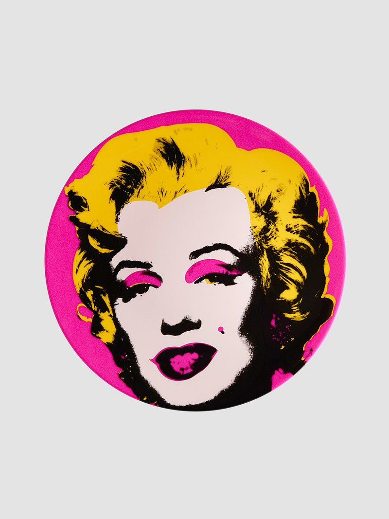 Andy Warhol Pink Marilyn Plate - 10 Corso Como New York