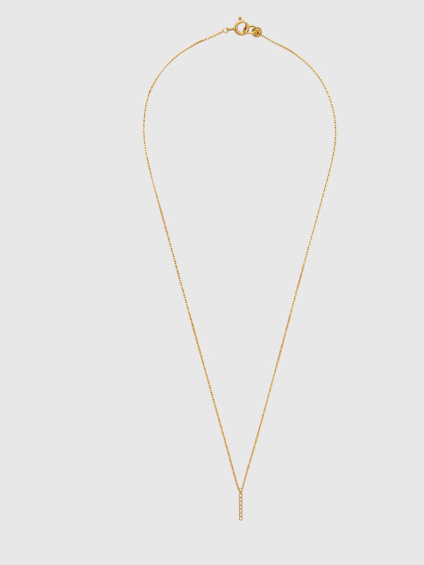 7 Drop Diamond Necklace - 10 Corso Como New York