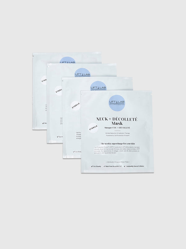 Lift + Skin Regenerating Mask 4 Pack