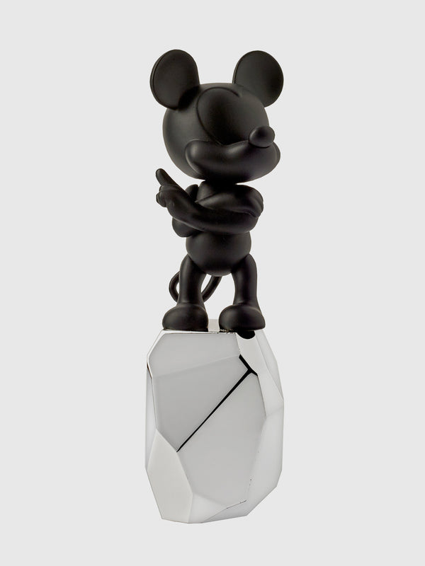 Mickey Silver and Black by Arik Levy