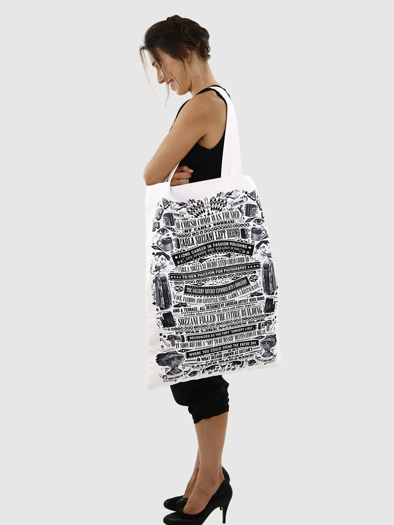 History Tote Bag - 10 Corso Como New York
