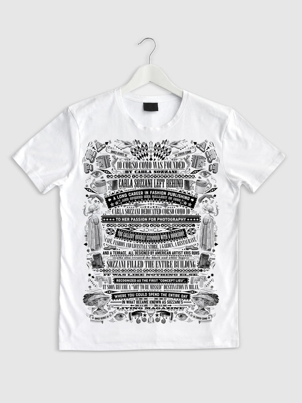 History T-Shirt - 10 Corso Como New York