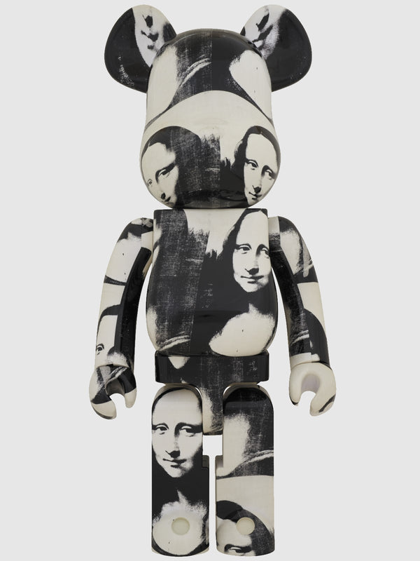 Be@Rbrick Andy Warhol Double Mona Lisa 1000% - 10 Corso Como New York