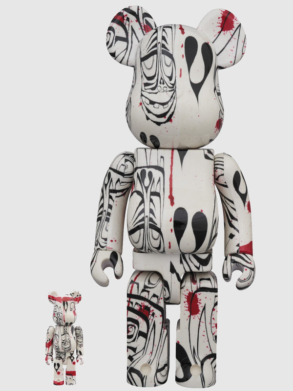 Be@Rbrick Phil Frost 100% and 400% Figures - 10 Corso Como New York